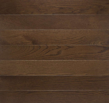 Color Strip Metro Brown Solid Hardwood