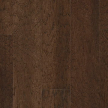 Foundry Hickory Burnt Umber Engineered Hardwood