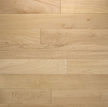 Specialty Maple Natural Solid Hardwood