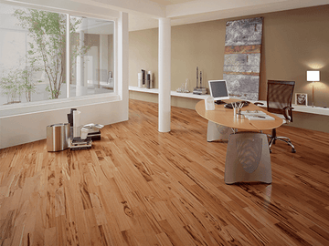 Tigerwood Exotic Engineered Hardwood