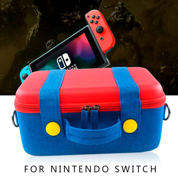 Eva Storage for Nintendo Switch Bag Game Console NS Host Accessories Pack Nintend Switch Accessories Joycon Case