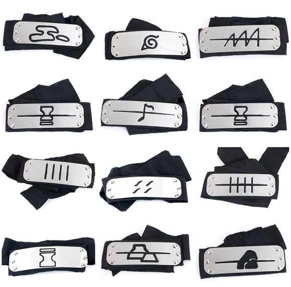 Naruto Headbands