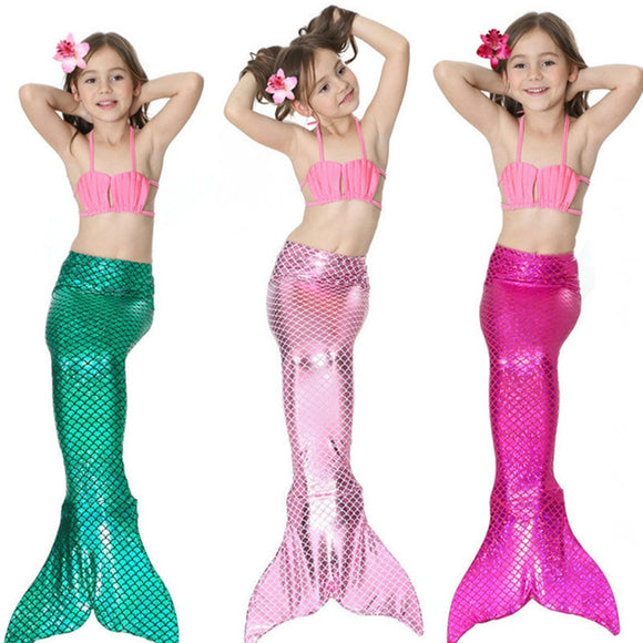 Mermaid Tail - YOUTH The Little Mermaid Ariel