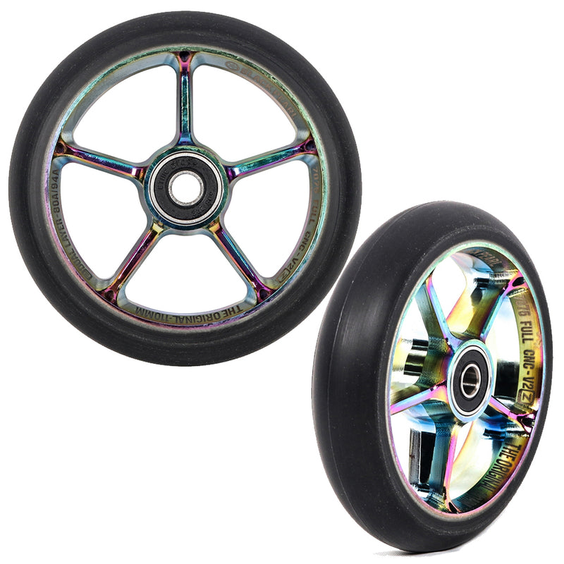 Black Pearl V2 Original Double Layer 110mm Wheels