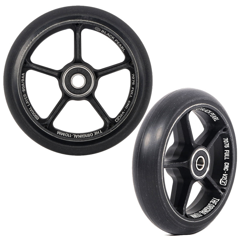 Black Pearl V2 Original Single Layer 110mm Wheels