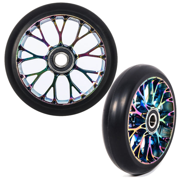 Black Pearl Venom 12Std 125mm Wheel Double Layer