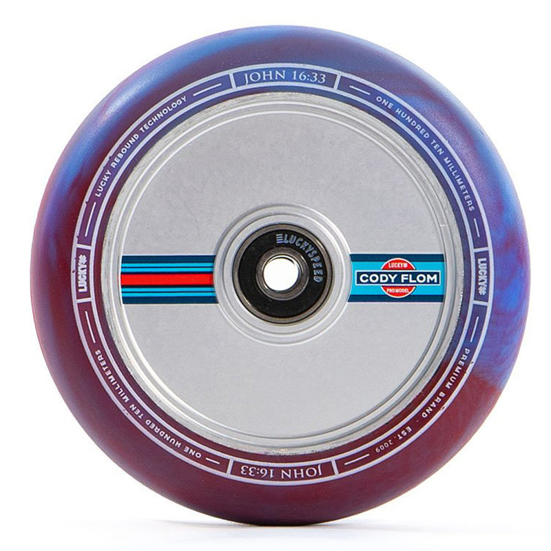 Lucky Cody Flom V3 Signature Wheels