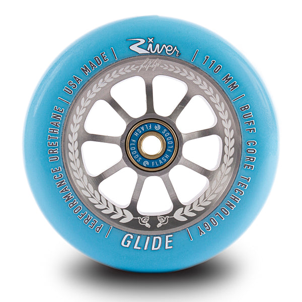 "River ""Serenity"" Glides - Juzzy Carter Sig Wheels"