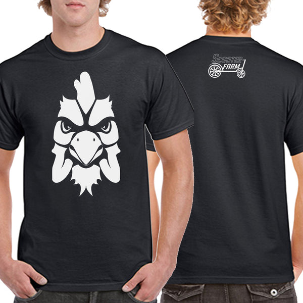 Scooter Farm The Roost Shirt Black