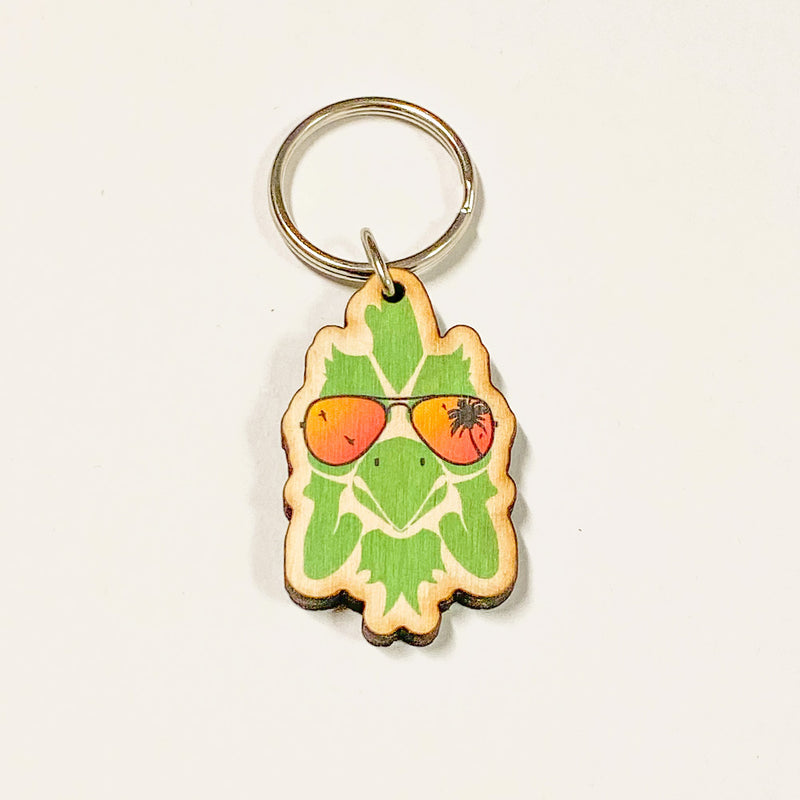 Scooter Farm Key Chains