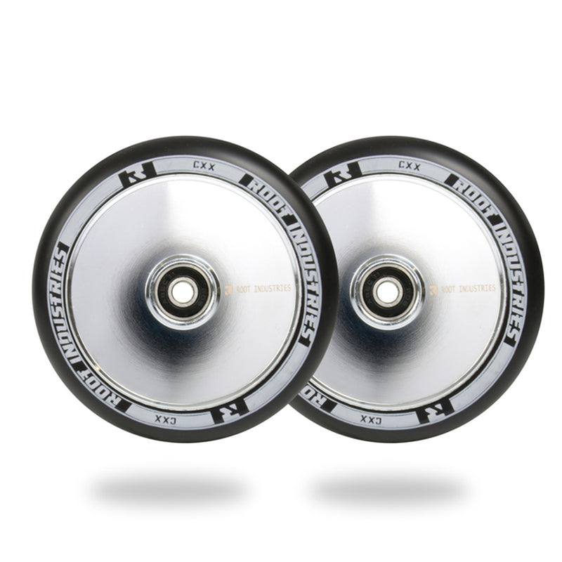 Root Industries AIR 120mm Wheels Black PU