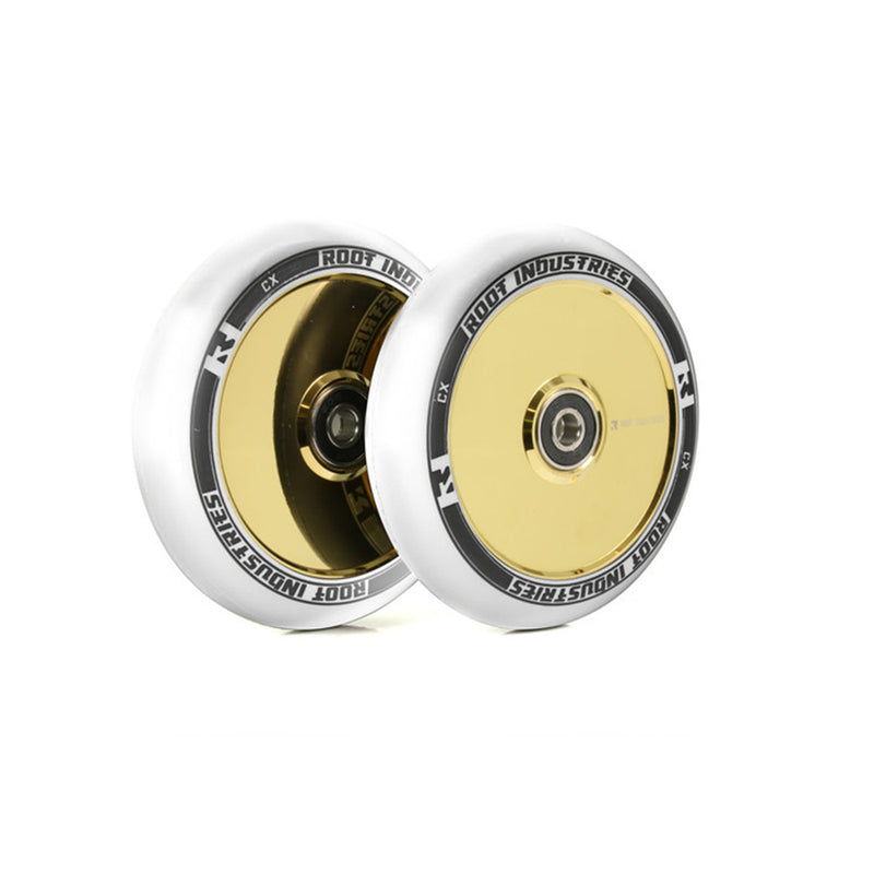 Root Industries AIR 110mm Wheels White PU