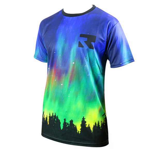 Root Ind. Dylan Ryan Signature Northern Lights Tee