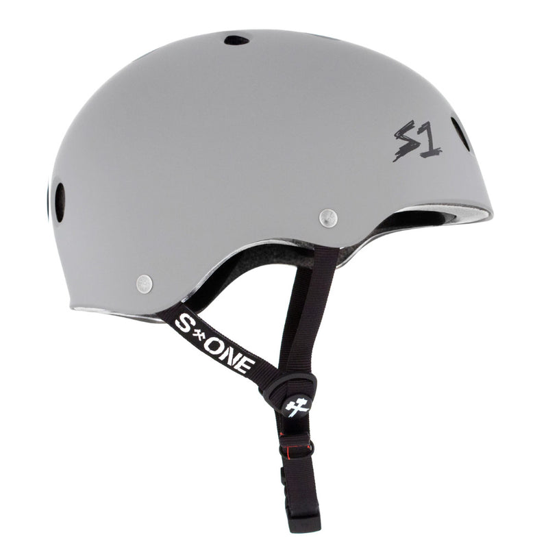 S1 Lifer Helmet Matte Light Gray