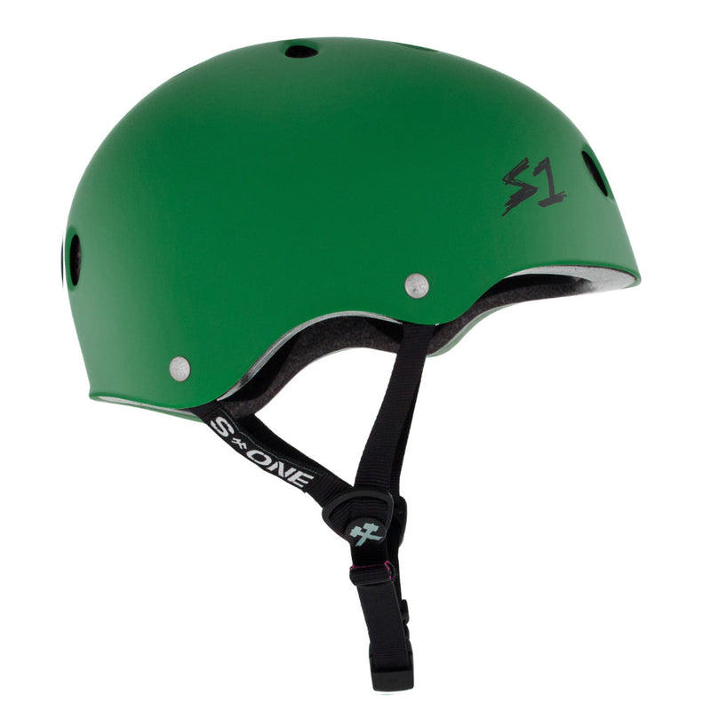 S1 Lifer Helmet Matte Kelly Green