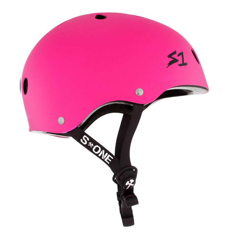 S1 Lifer Helmet Pink Matte