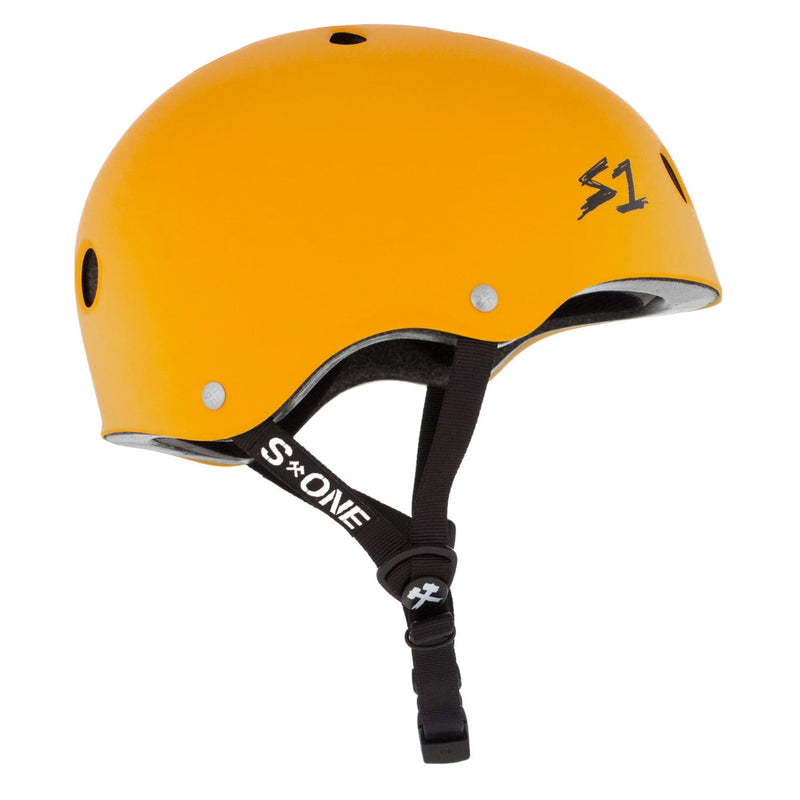 S1 Lifer Helmet Yellow Matte