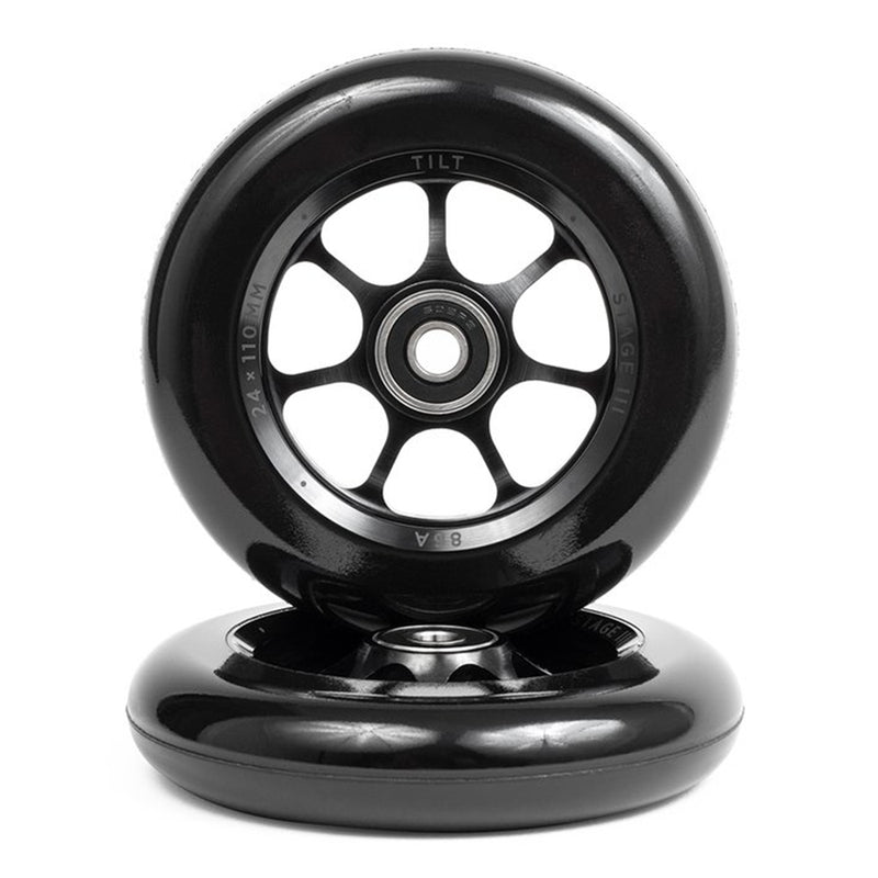 Tilt Durare Spoked Core Wheels