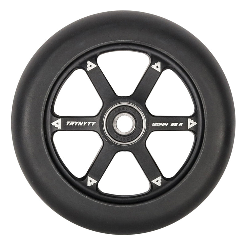 Trynyty Armadillo 120 Wheels Black