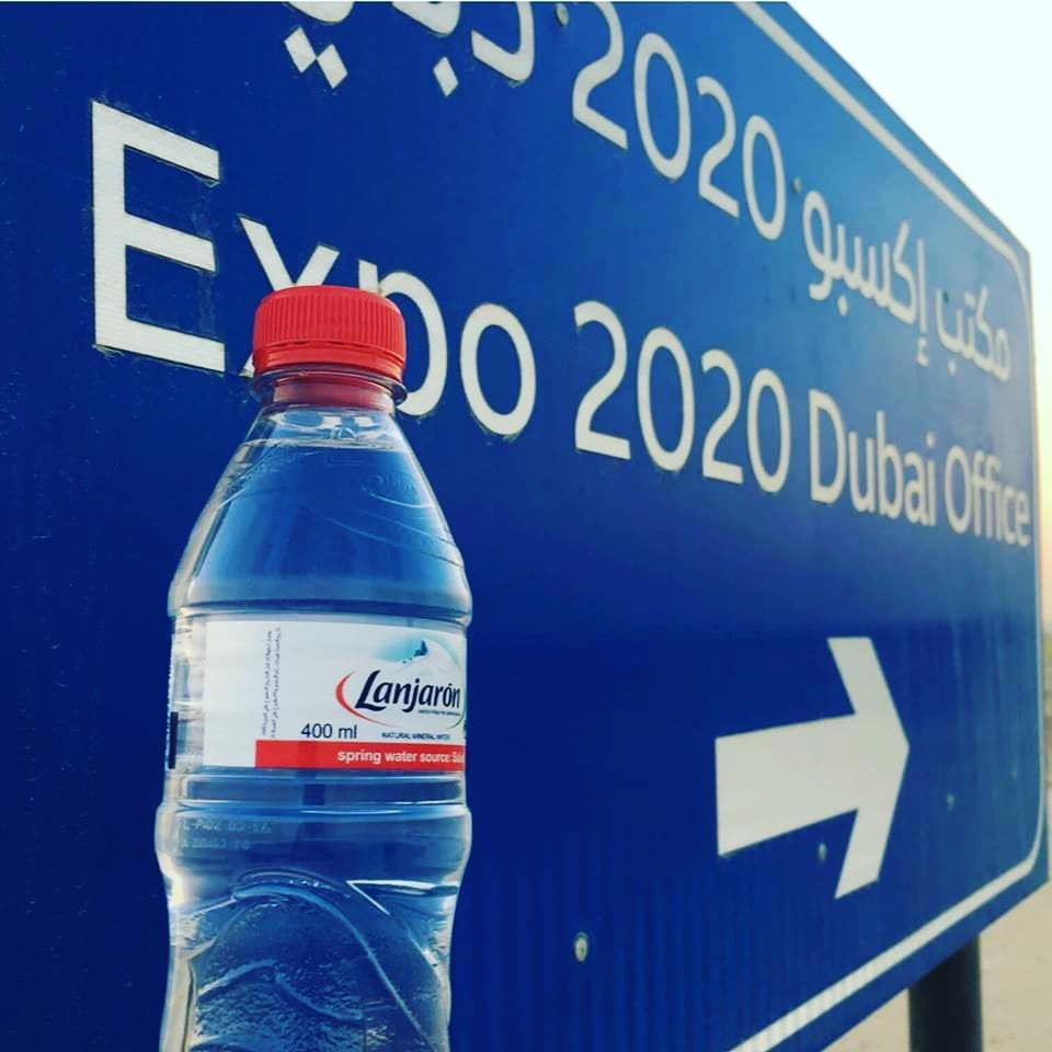 Lanjarón hopes to make a presence again at Expo 2020 Dubai after its grand showing in the 1878 World Expo in Paris, France