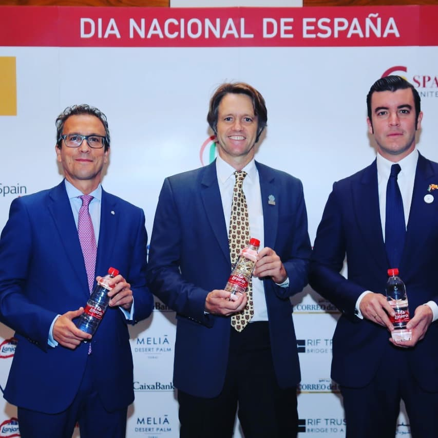 Oct 12, 2019 Great to celebrate Spain's National Day with Spain's HE Ambassador Antonio Alvarez and @spanishbusinesscouncil Chairman Guillermo Cobelo and the whole Spanish community and friends