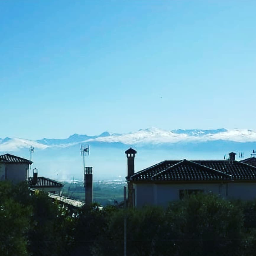Thank you @jose_carvaja for this beautiful picture of Sierra Nevada.
