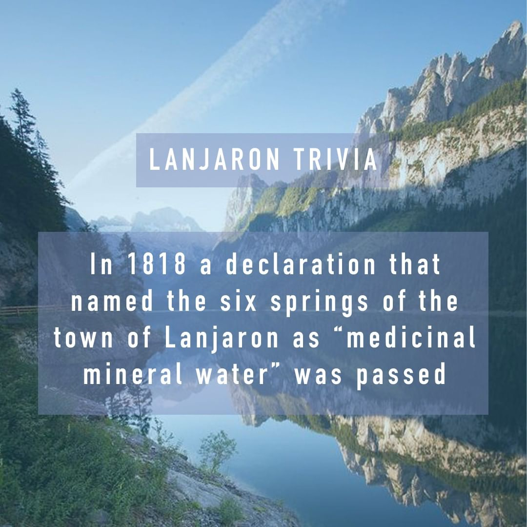 The history of our water began over 200 years ago.