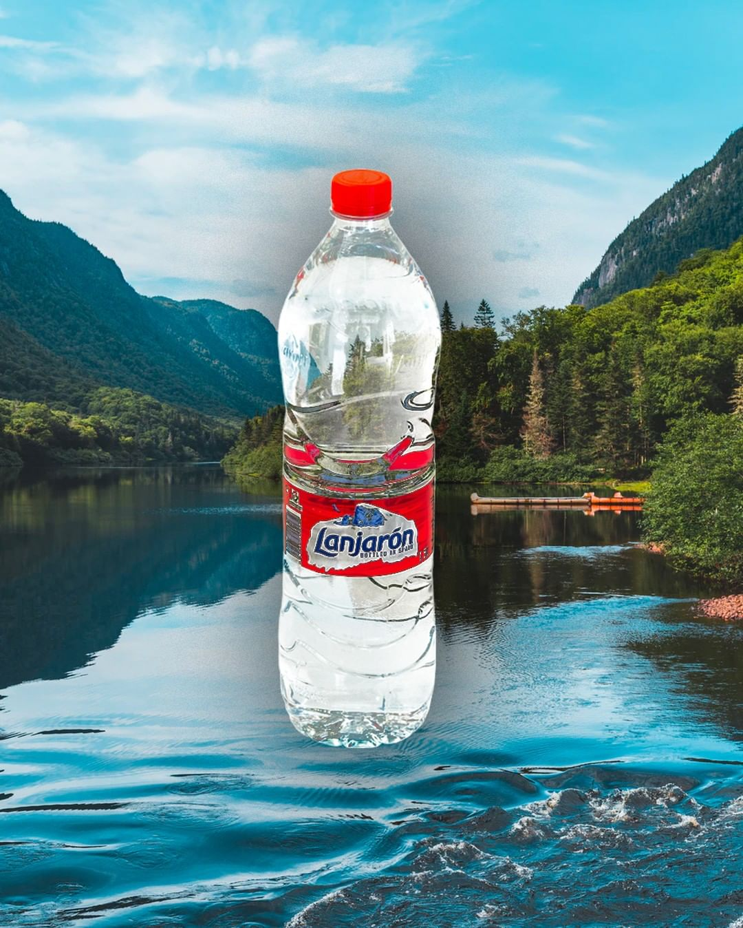 #Lanjaron Natural Mineral Water.⁠ ⁠ Mineral water is bottled at the source. Mineral water includes calcium, magnesium, potassium, sodium, iron, zinc.⁠ ⁠ What better way to give your body what it needs than through natural #mineralwater.