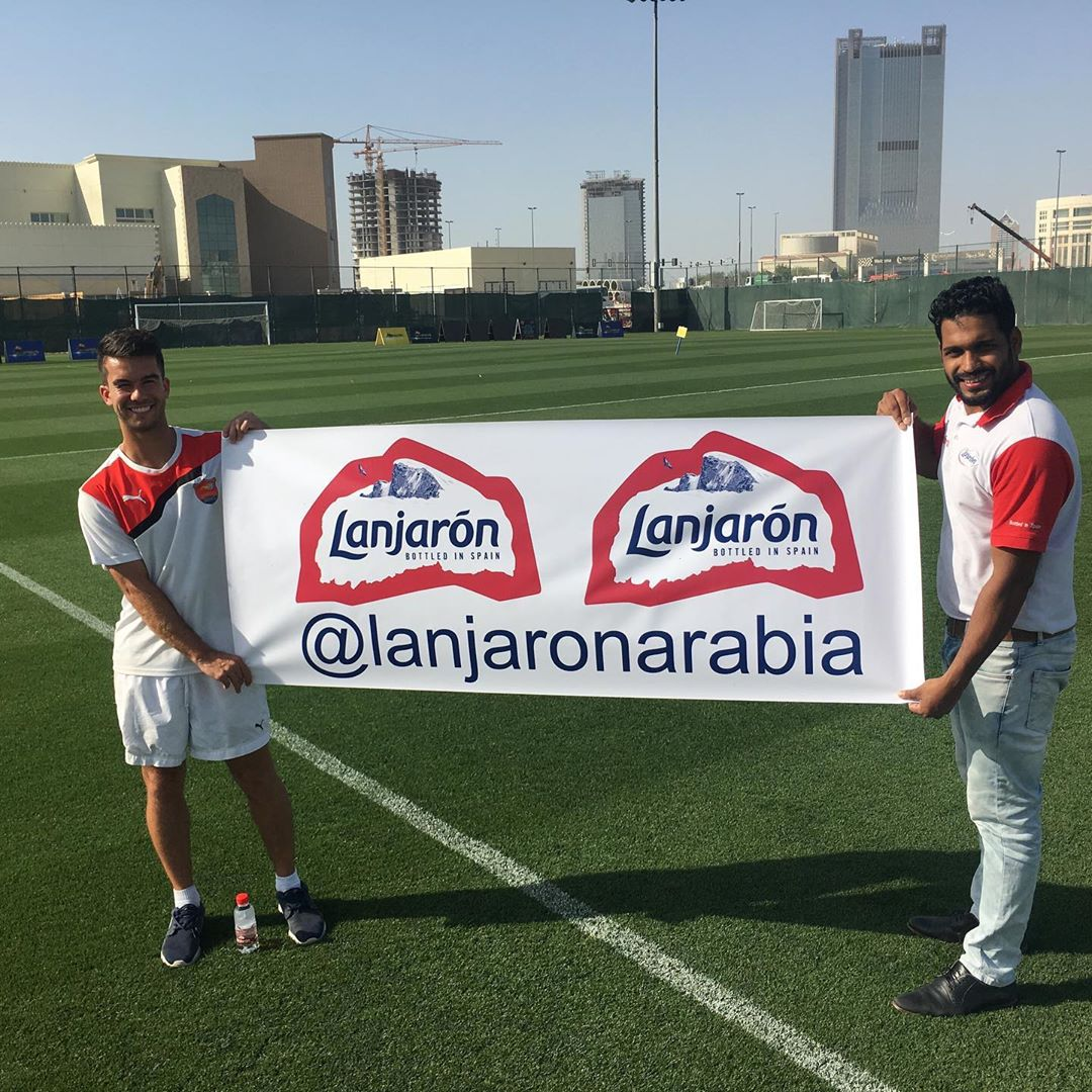 Get ready for prestigious Intercontennintal U13 Football Cup in @dubaisportscity Feb 13-15, 2020 from 9am-9pm! @therealsalgado @dscfootball #spanishsoccerschools