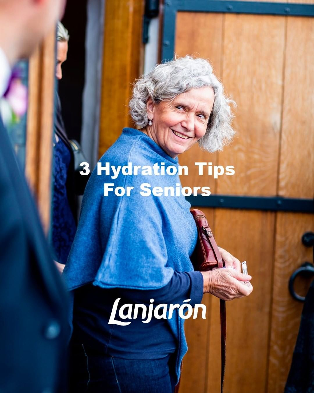 1. Old age can diminish the sensation for thirst. By the time senior feel that they need to drink water, they will be far too dehydrated and their health is negatively affected.