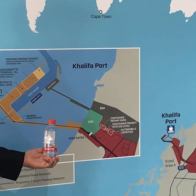 21 DEC #ABUDHABIPORTS #KIZAD SHIPPING AND STORAGE SOLUTIONS ARE BECOMING MORE AND MORE ATTRACTIVE