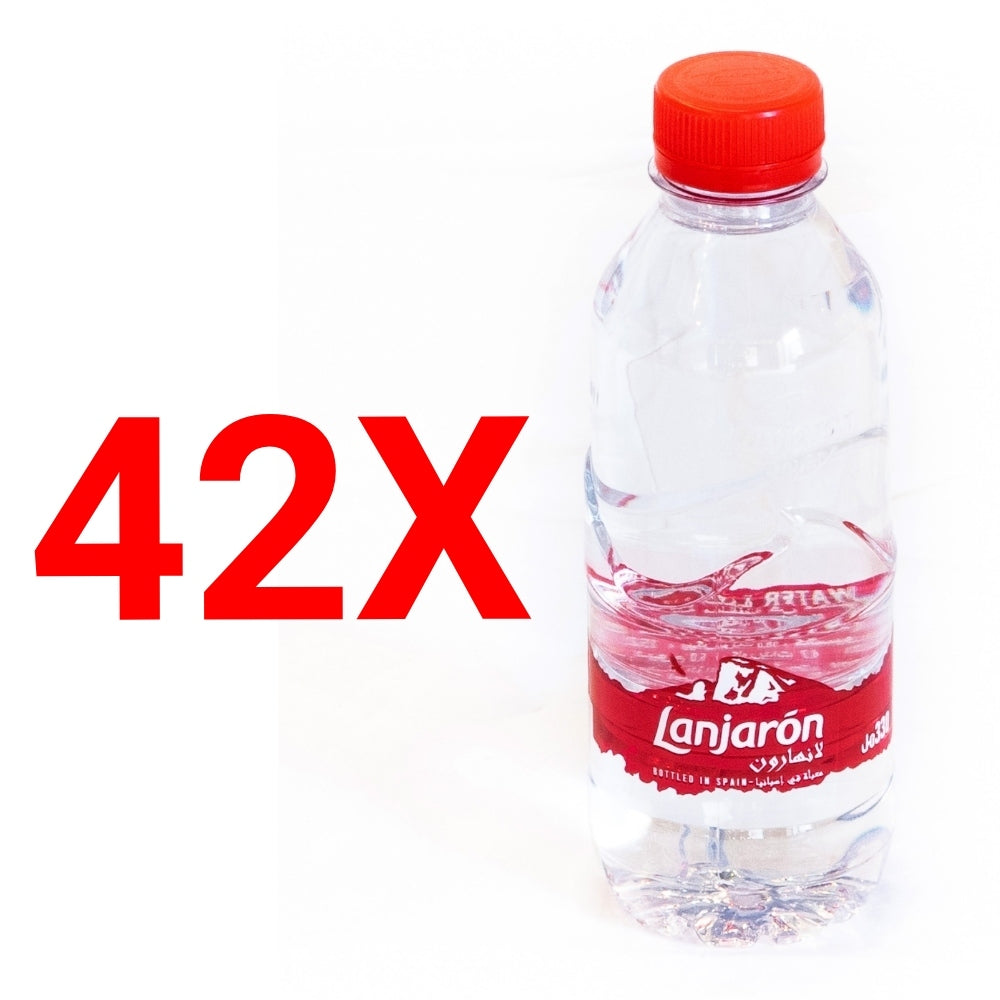 42 bottles 330ml RPET Jumbo case