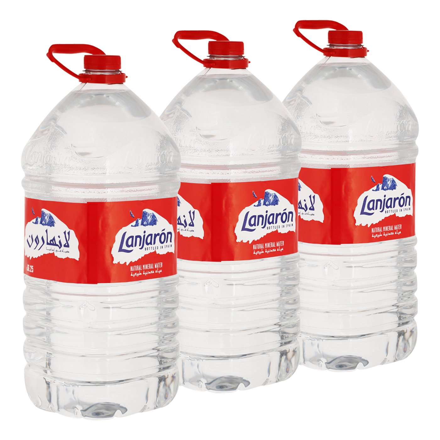 3 Bottles 6.25L Case (33 per Bottle)