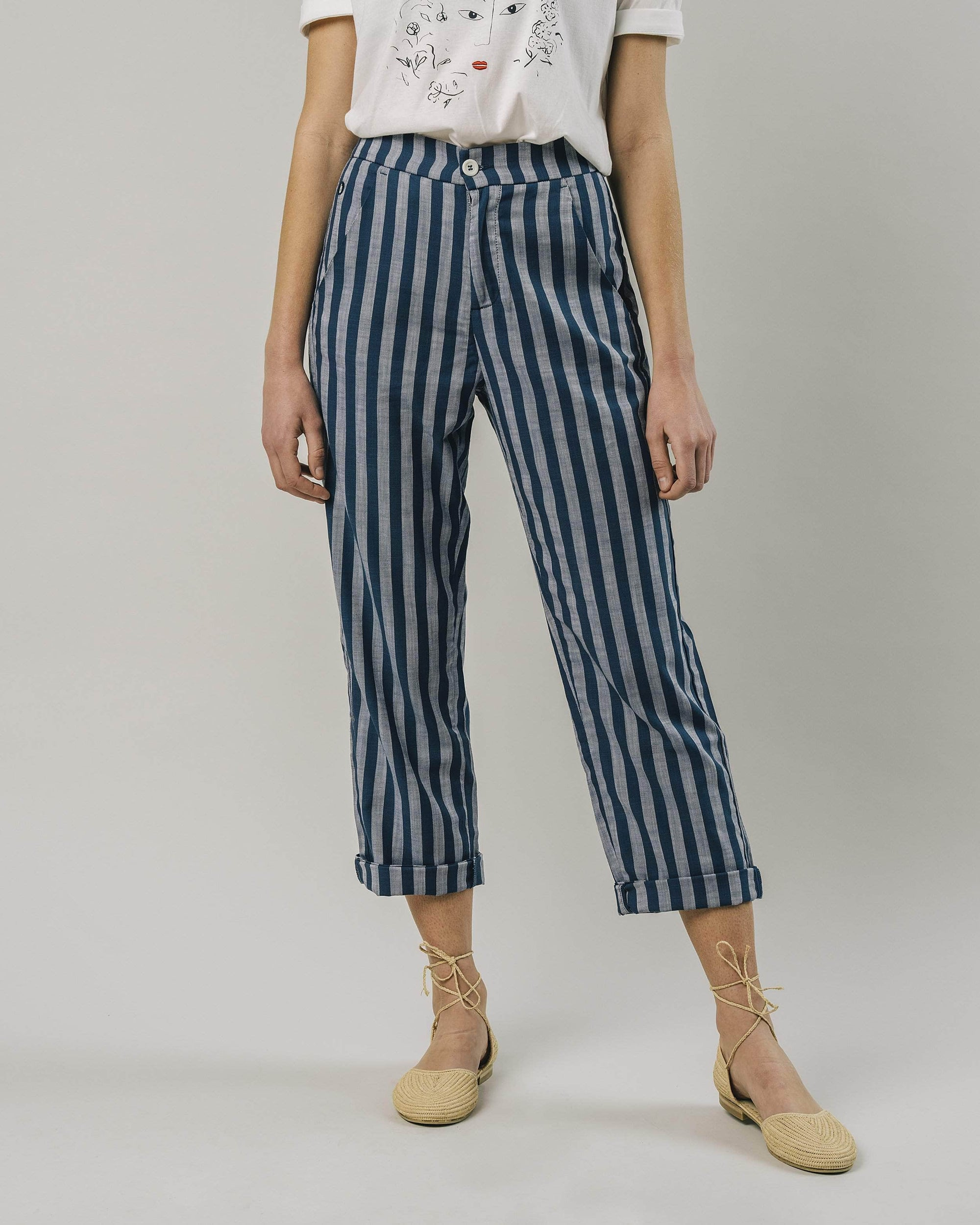 Pantalon Cruise Stripe Chino