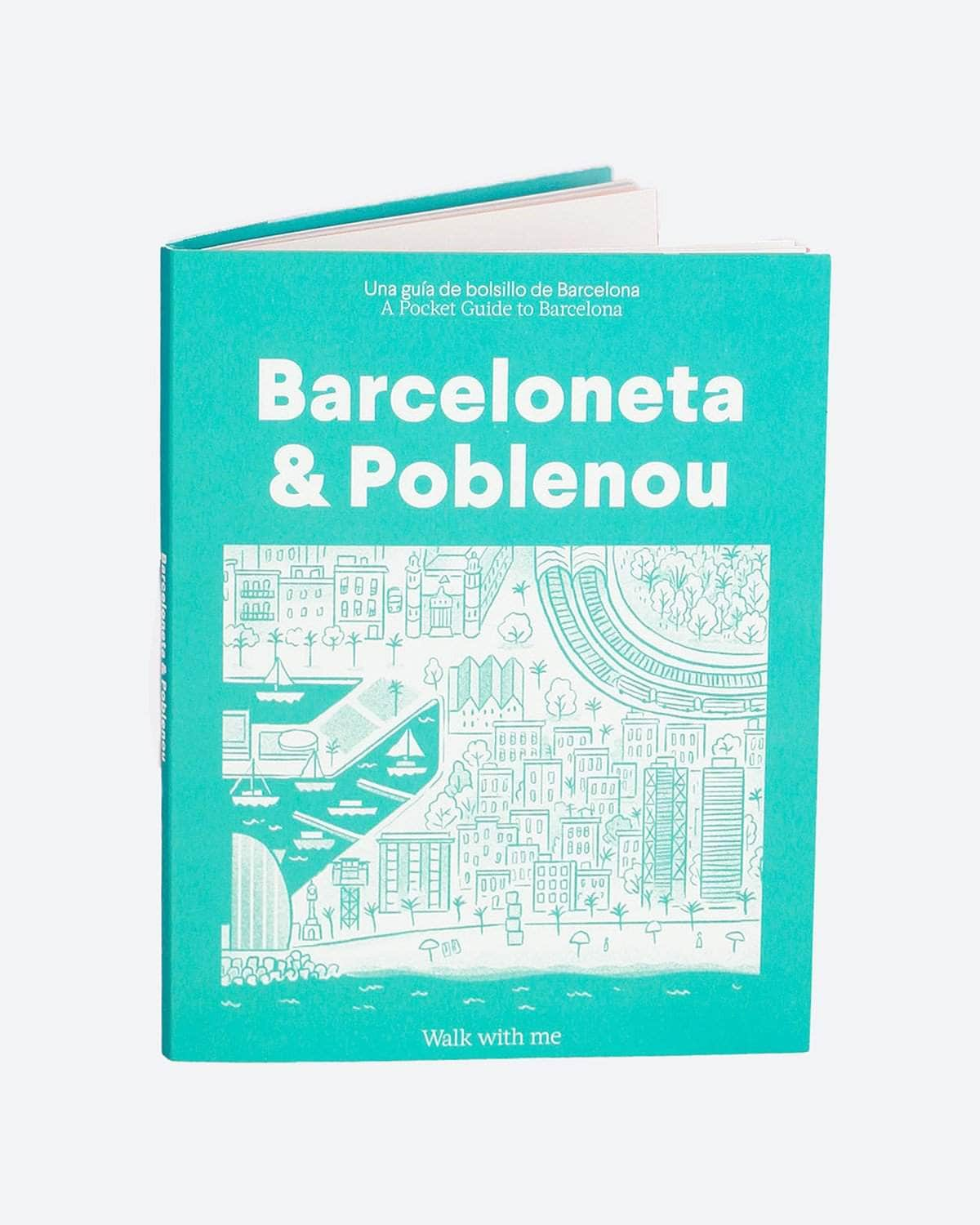 Barceloneta & Poblenou - Pocket Guide