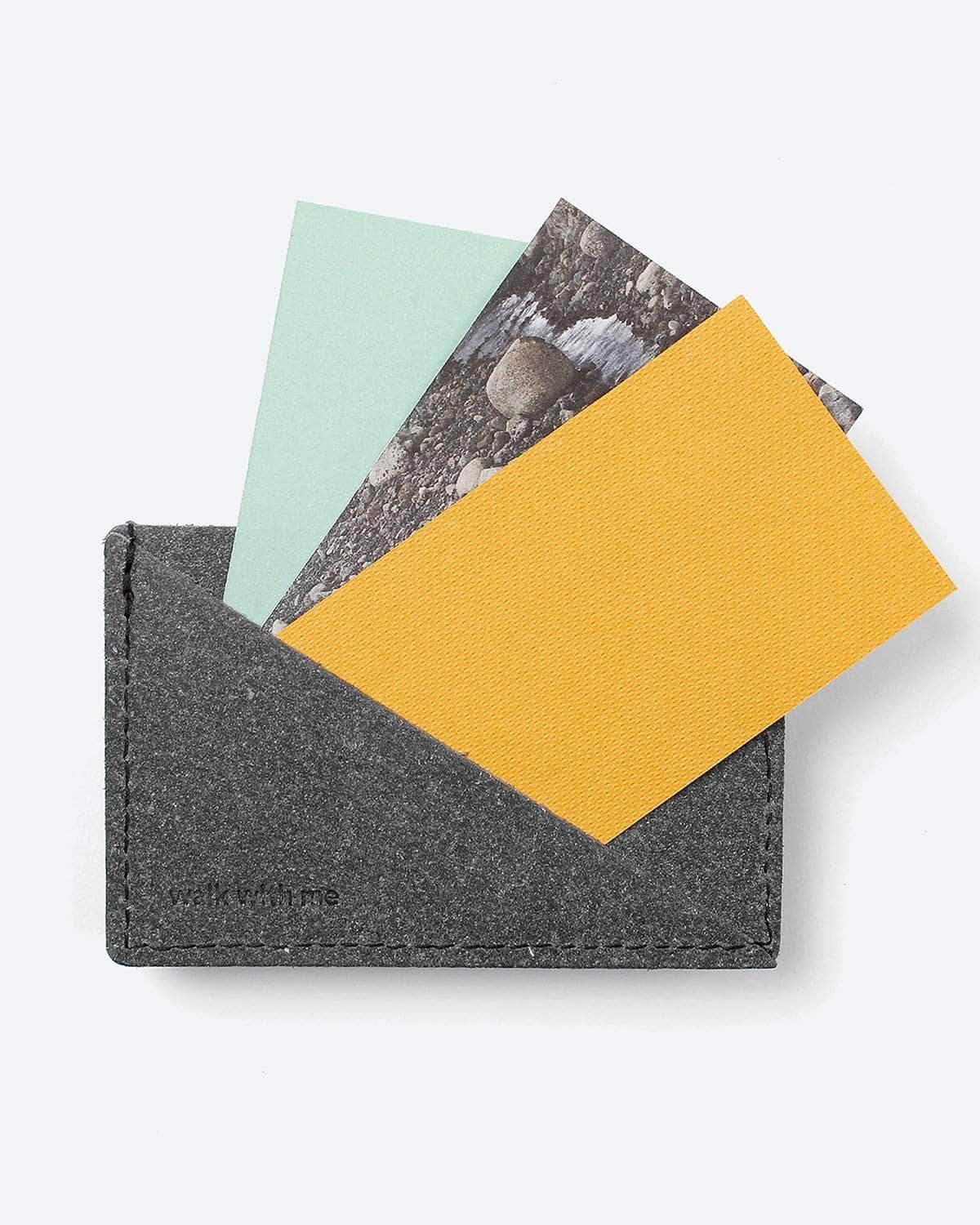 Walk With Me - Triangle Wallet Stone by Walk With Me
