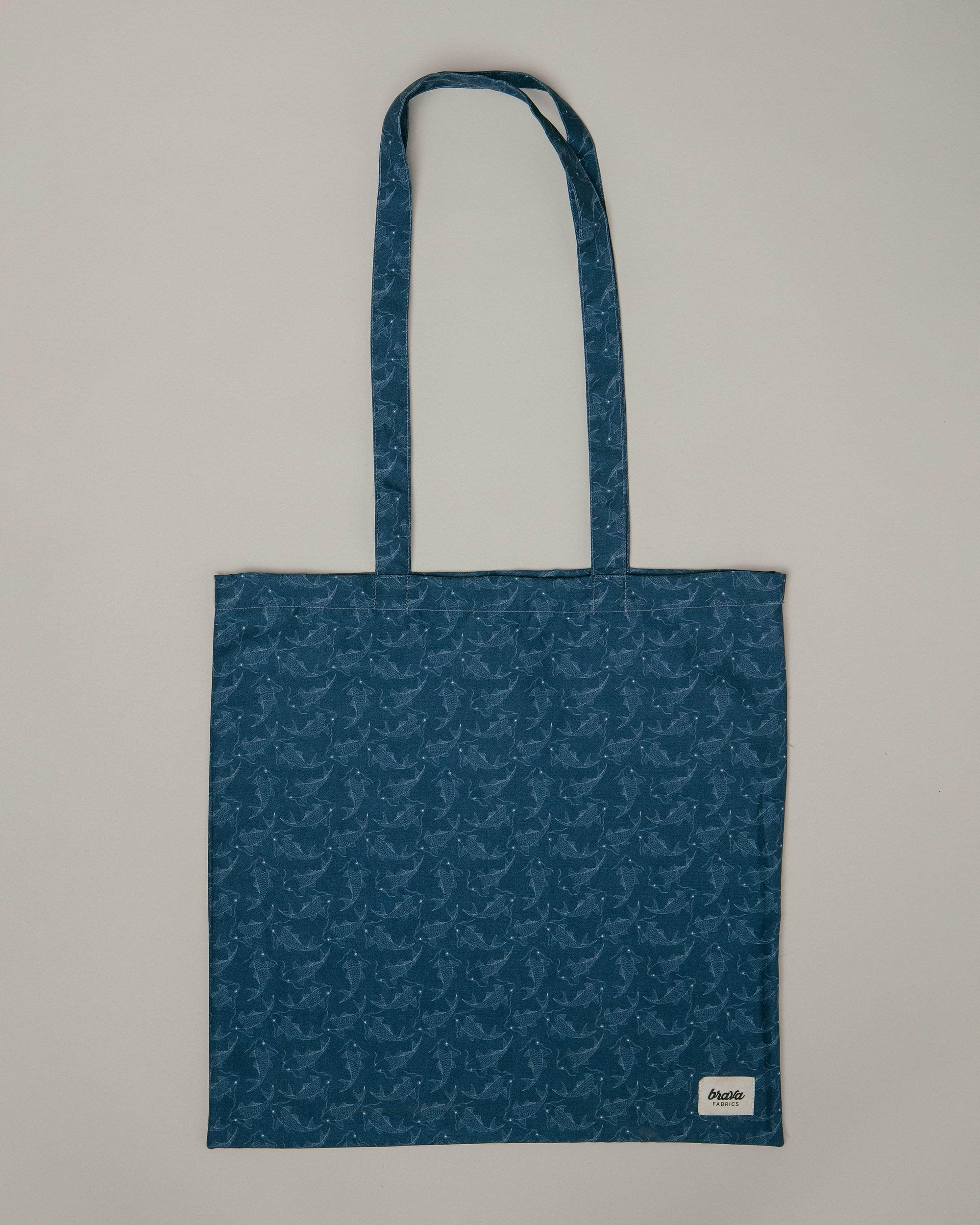 Totebag Reciclada Koi Fish