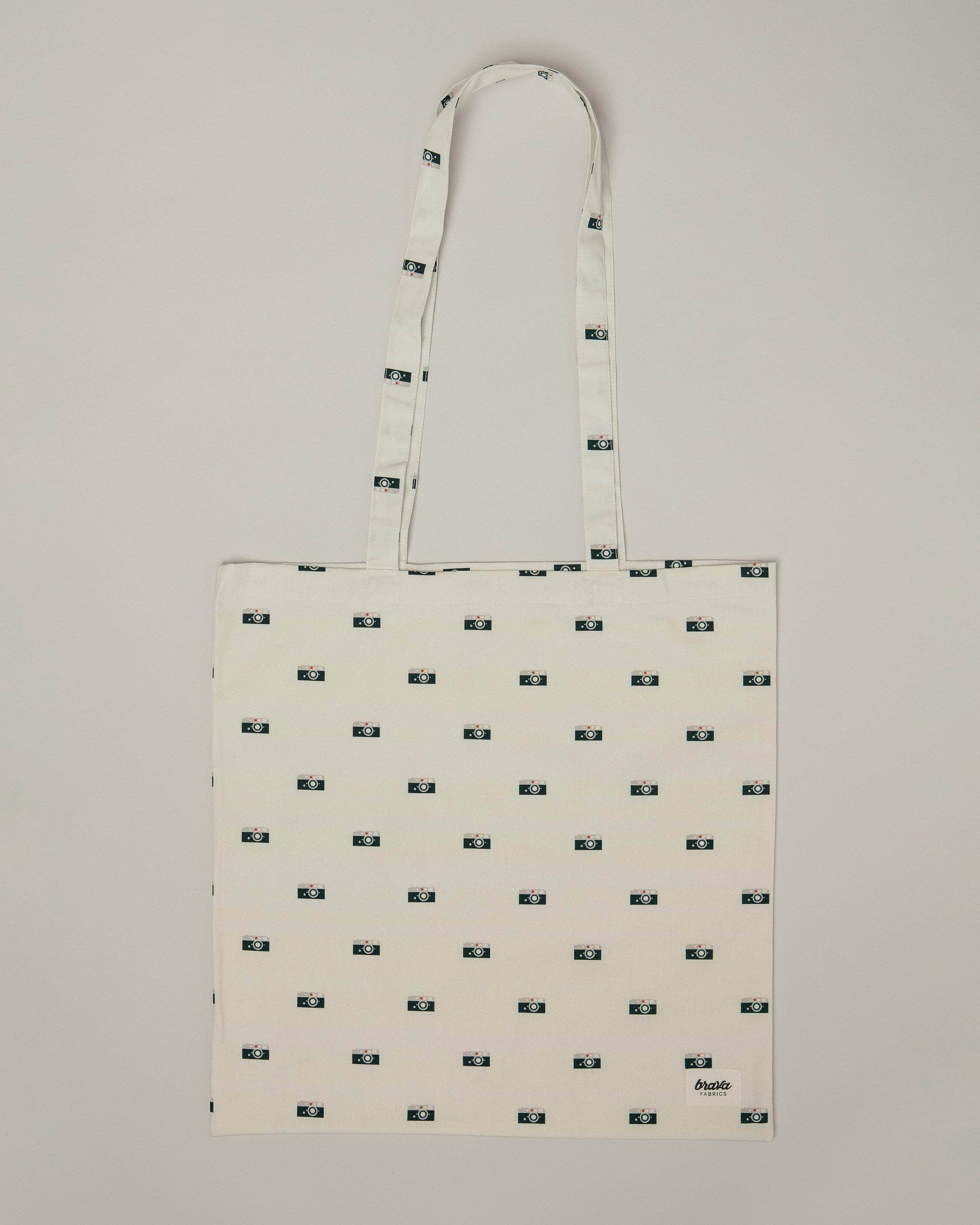 Totebag Reciclada Capa's Camera