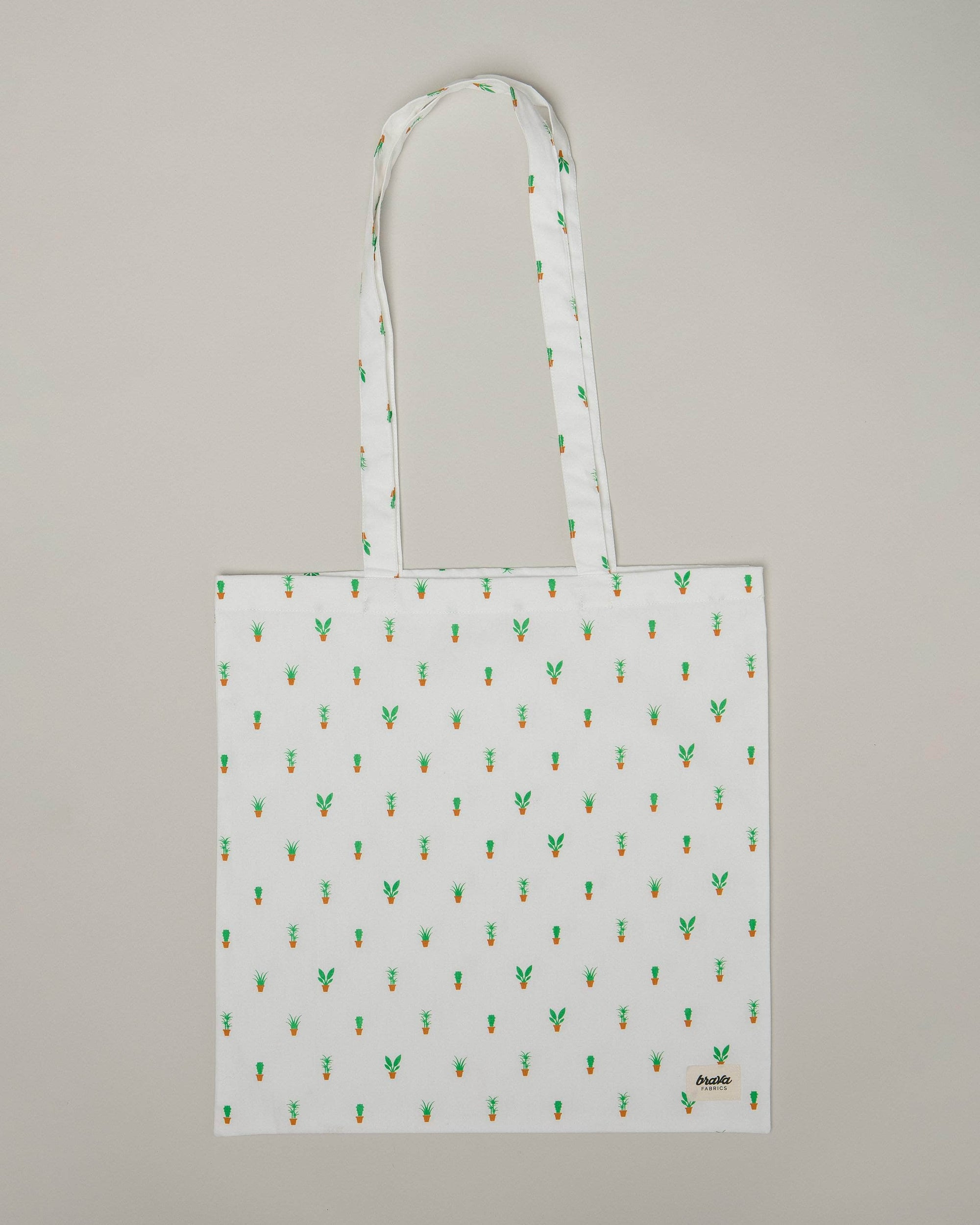 Totebag Reciclada Apartment Plants
