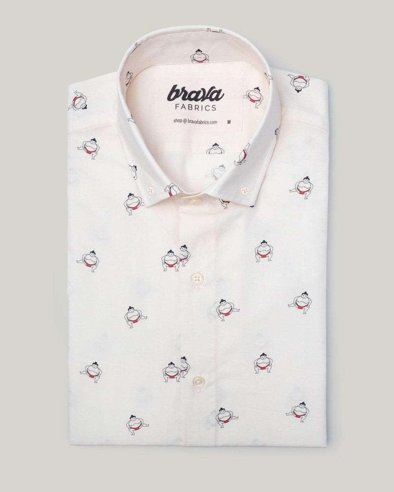 Camisa Estampada Sumo Boy