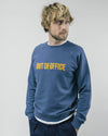 Brava Fabrics - Mens Sweatshirt - Sweatshirt for Men - 100% Organic Cotton - Model Out of Office