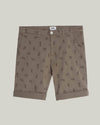 Brava Fabrics - Men's Shorts - Printed Shorts - Short Pants for Men - 100% Organic Cotton - Model Roar Roar
