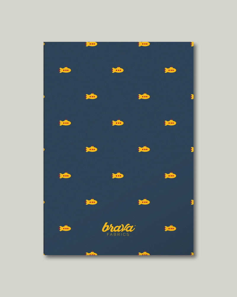 Libreta Yellow Submarine