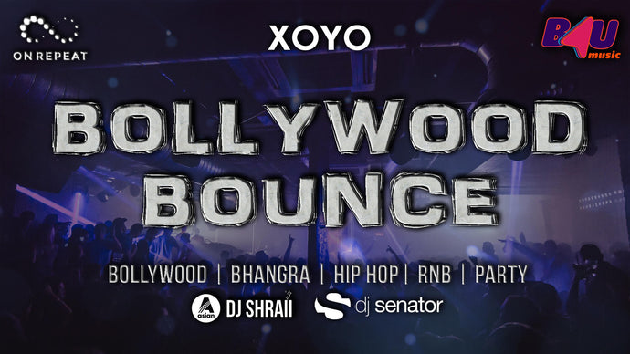 SOLD OUT! Bollywood Bounce 2019 - onrepeat