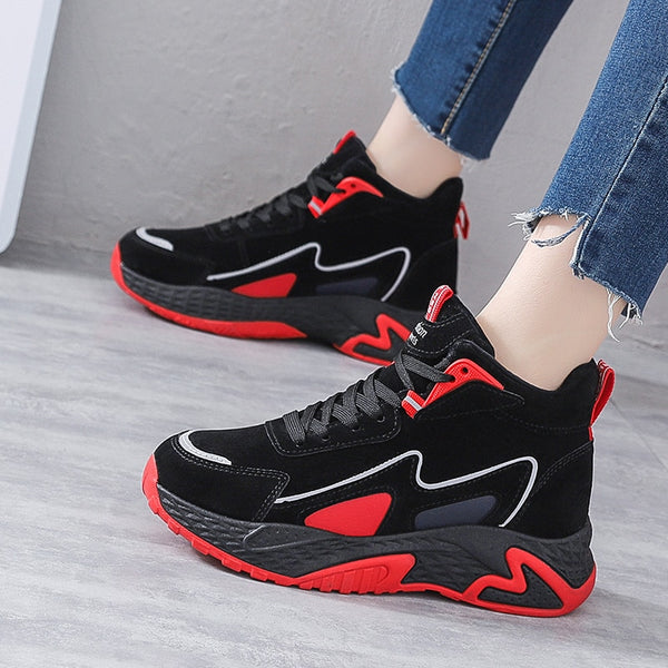 Fashion Shoes For Women Trend Rubber Breathable Woman Shoes 2021 Women Casual Shoes