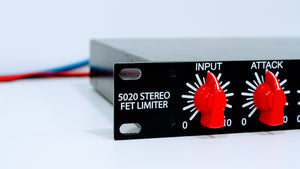 5020 Stereo FET Limiter