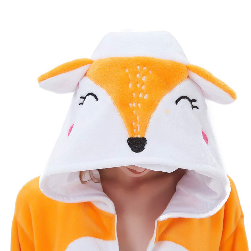 Adult Animal Onesie <br>Cute Fox Costume