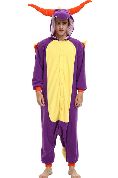 Adult Onesie <br>Spyro the Dragon Kigurumi