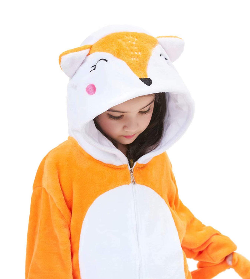 Kids Animal Onesie <br>Japanese Fox (Girls)