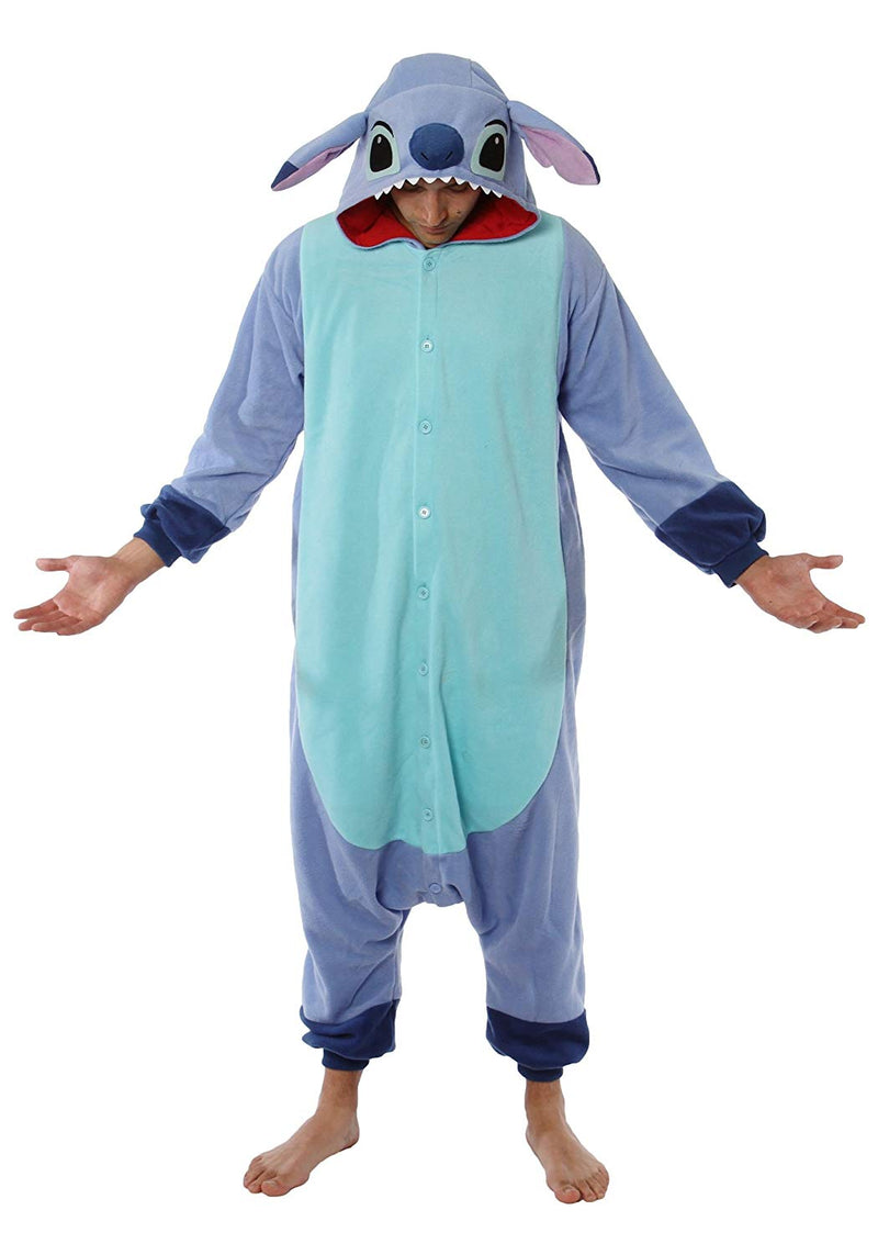 Adult Disney Onesie <br>Stitch (Mens)